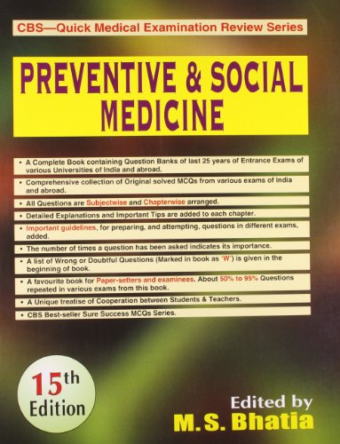 Books Recommended For NTA UGC NET Social Medicine