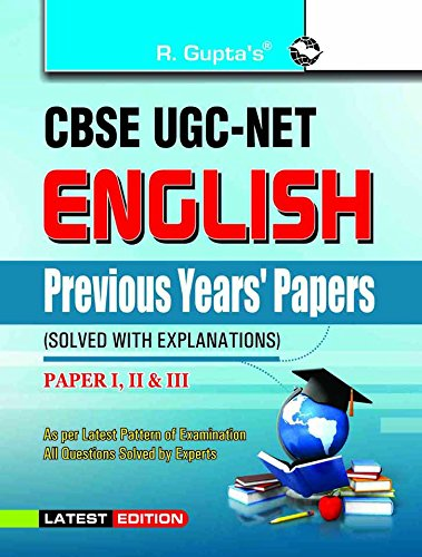 Books Recommended For CBSE UGC NET English | UGC NET PAPER 1