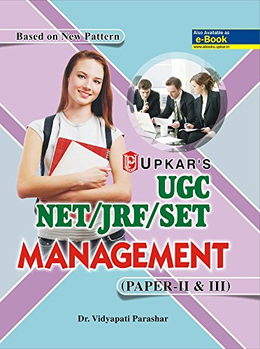Recommended Books For CBSE UGC NET Management