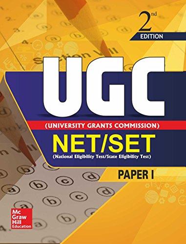 Ugc Net Preparation Books For Paper 1