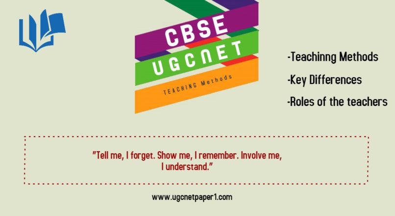 TEACHING TECHNIQUES –Part 1 |UGC NET TEACHING Aptitude