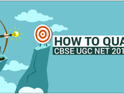 How to Qualify CBSE UGC NET 2017  July Exam