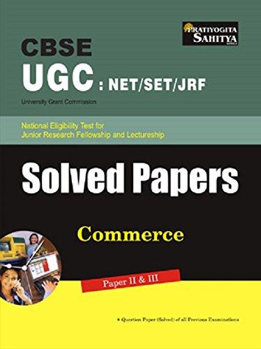 Ugc Net Commerce Books Pdf