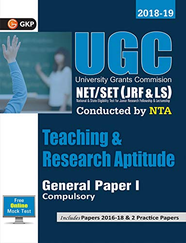 Top 10 UGC NET BOOKS For Paper 1  New 2019 Latest Syllabus Books