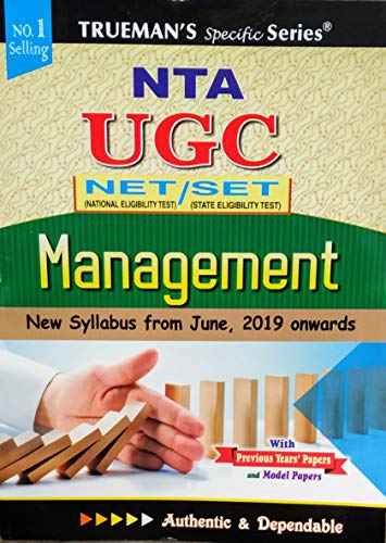 Recommended Books For NTA UGC NET Management