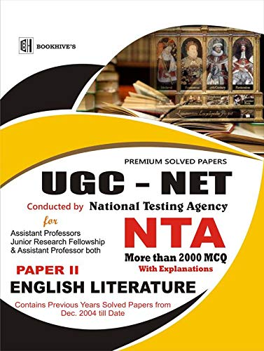 Books Recommended For NTA UGC NET English