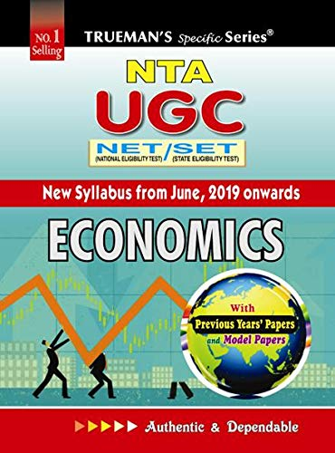 Books Recommended For NTA UGC NET Economics